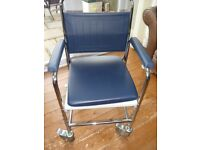 Days Healthcare Mobile Commode as New
