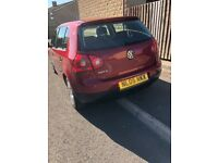 VW GOLF for sale £899 or best offer