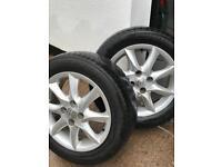 """Toyota Yaris Alloy Wheels 15"""" SR Petrol Diesel 2007, Toyota Aygo SR Alloy Wheels"""