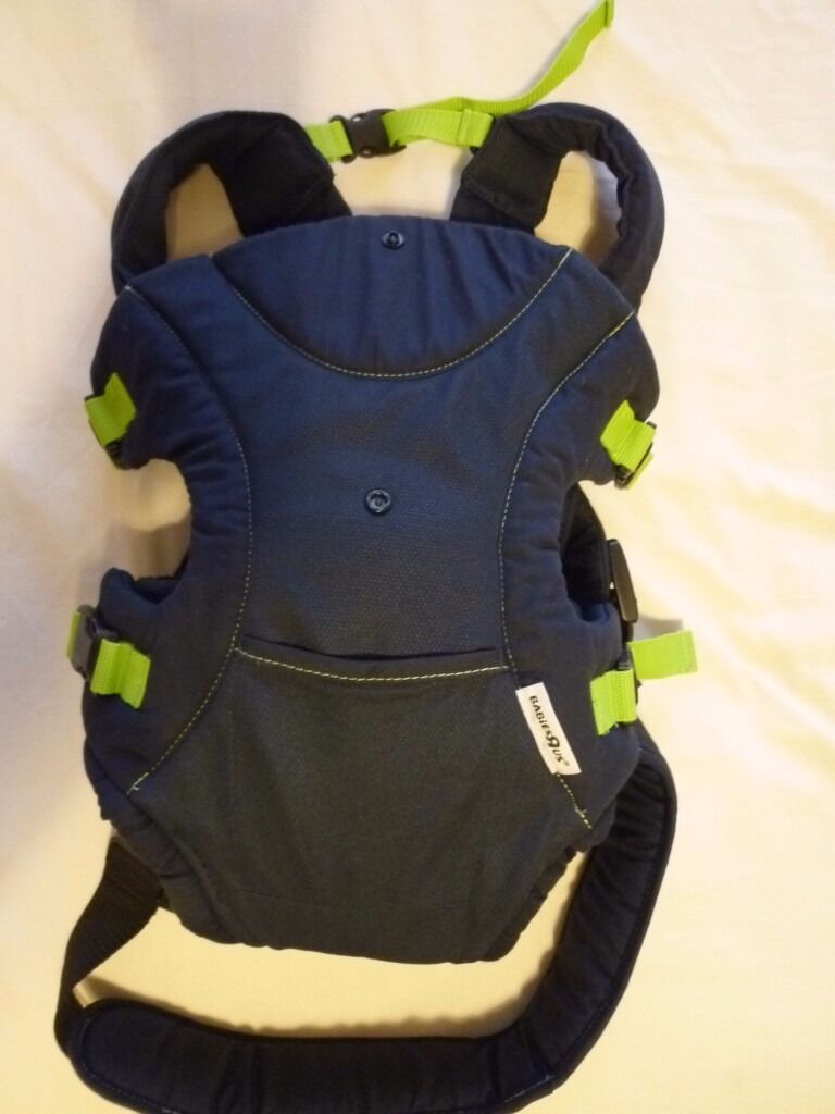 Babies R Us 3 Way Carrier Blue And Green In Bromley London