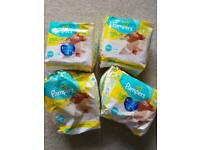77 Micro pampers baby nappies