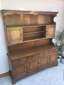 Welsh Dresser (American Oak)