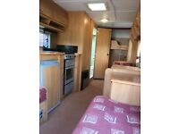 6 berth touring caravan & awning & extras, Swift charisma 570, £6000 ono