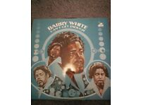 Barry White Can't get enough vinyl lp