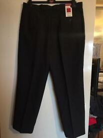 Marks and spencer trousers