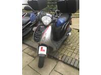 Honda ps 125 (2009)