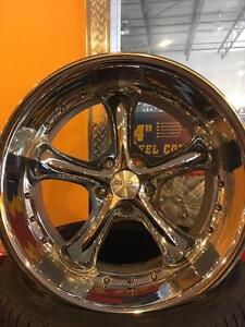 "Mag jante rim GLR wheels 5x114 20"" 400$ les 4"