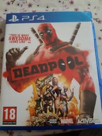 deadpool ps4 game