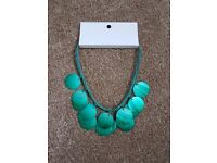*Brand New* Green Necklace