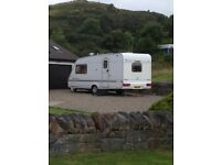 ABBEY MAVERICK SL 2 berth. MOTOR MOVER & KAMPA AIR PRO AWNING