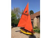 Mirror Sailing Dinghy 59849