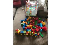 Big variety of lego
