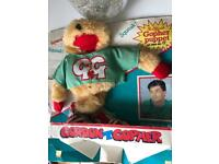 VINTAGE Original Gordon the Gopher retro hand puppet