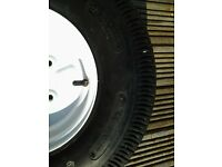 trailer tent spare wheel 10 inch 145 r 10 new and unused