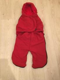 Footmuff cosytoes for buggy (maxi cosi)