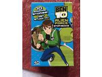 Ben 10 book collection