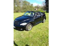 Summer Price Reduction Rare Example P T Cruiser Limited.A.Pas,Elect Roof,Alloys,Full Leather,Auto,