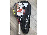 Babolat Roland Garros Pure Aero Lite Tennis Racket Grip G2 Brand New with case!