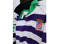 Hackett Rugby Shirt top jumper