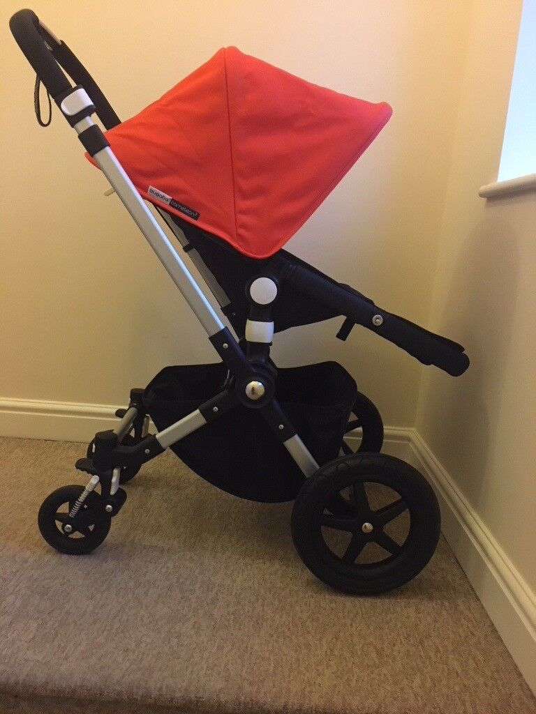 80b0ab2de100 Bugaboo Cameleon 3 Pushchair Base Unit and Carrycot