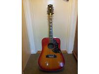Antoria 12 String acoustic guitar