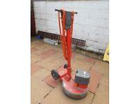 Industrial Floor Polisher