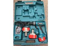 Marita cordless power drill - may need some attention