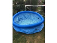 paddling pool goo condition