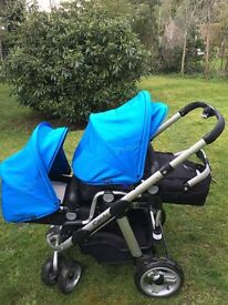 Lovely buggy for twins