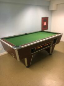 Full Size Pool Table (Used)