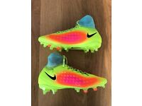 Nike Magista kids football boots size 5