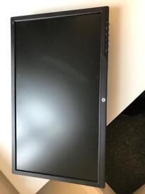 HP 24 inch HD Monitor