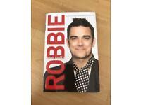 Robbie Williams book