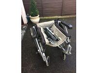 wheelchair foldable