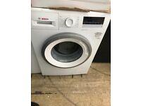 Ex display BOSCH Serie 4 WAN28280GB 8 kg 1400 Spin Washing Machine - White