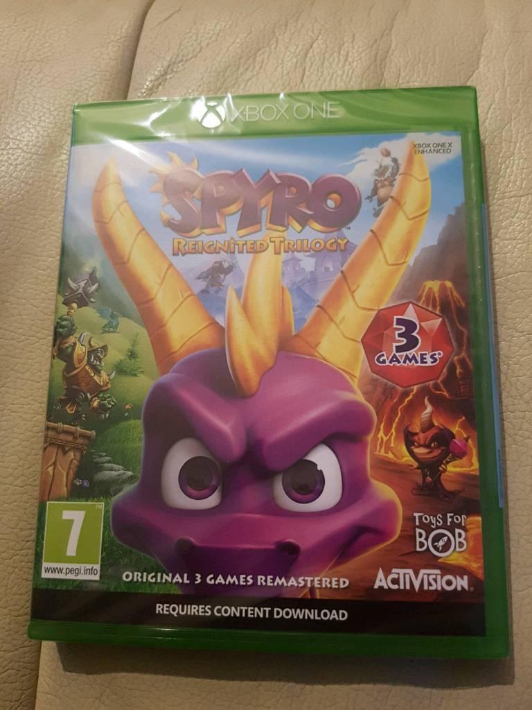 Spyro xbox one