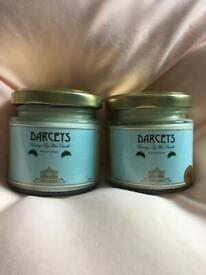 Darceys Snow Fairies & White Christmas Candles