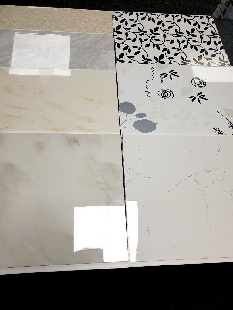 Clearance Batch Ends Off Cuts Wet Wall Marble Fl 9 Designs 1 00 Per Meter