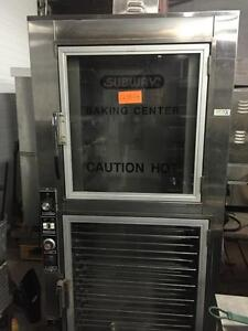 Nu Vu Oven Proofer - Electric Convection Oven - iFoodEquipment.ca