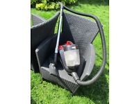 VAX Bagless Cylinder Vacuum Cleaner with Hepa Filter