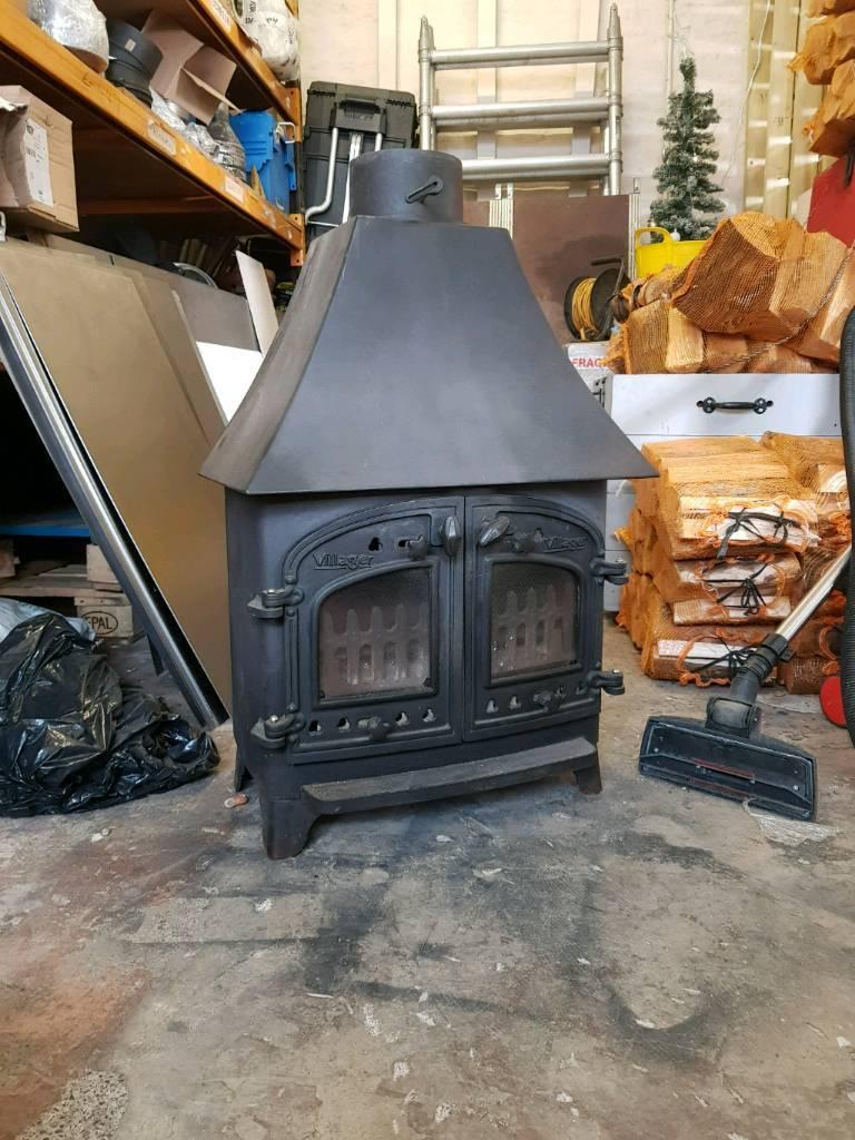 Villager 5kw Wood burner