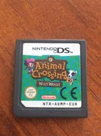 Animal Crossing Wild Worlds (Game Only)