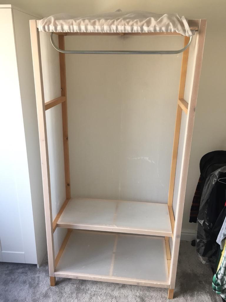 Ikea basic wardrobe