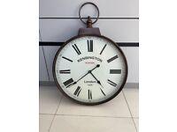 Kensington Wall Clock, large