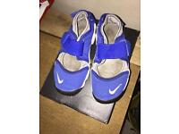 Nike air rifts / sandals