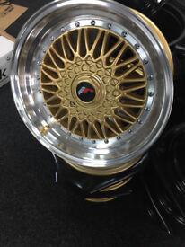 "Mini cooper clubman s one coupe brand new Alloy wheels 17"" inch Mitsubishi Colt Lancer alloys wheel"