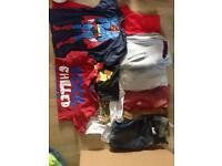 Bundle of boys clothes 2-3/3-4