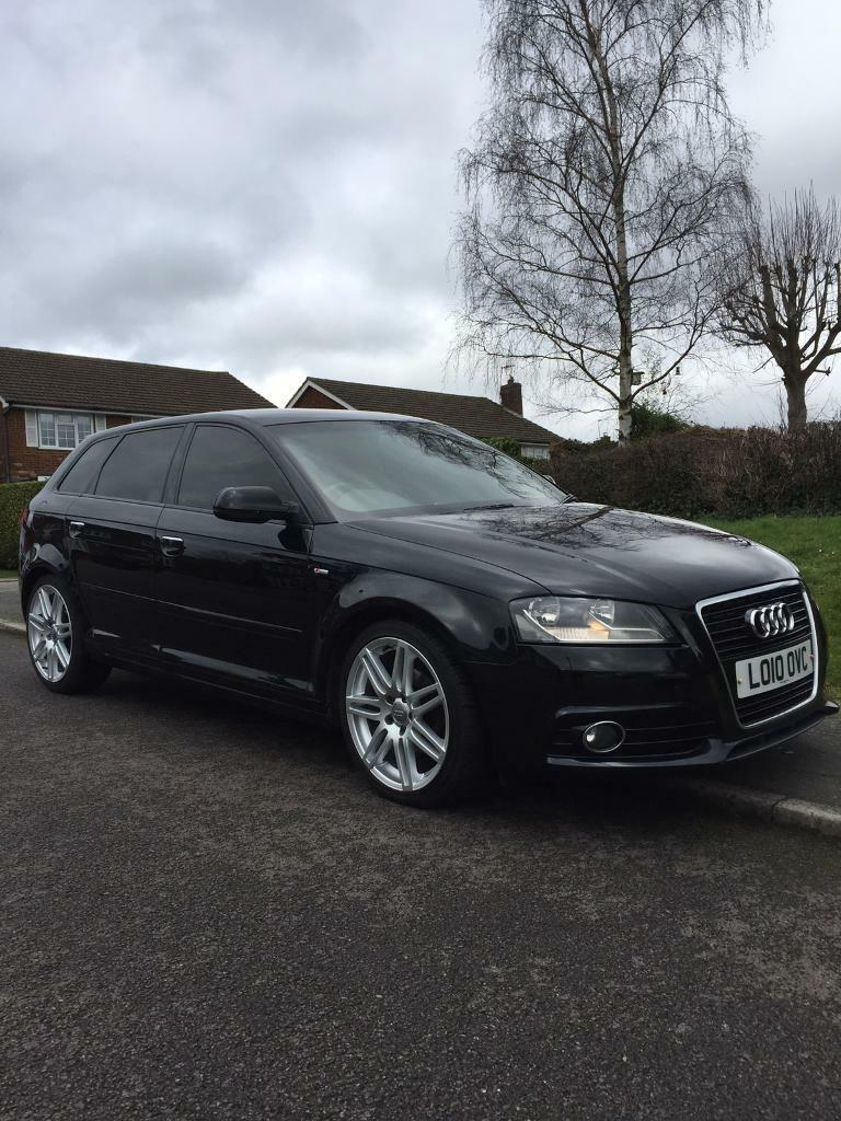 audi a3 sportback 1 6tdi s line 2010 5875price dropped in hemel hempstead hertfordshire. Black Bedroom Furniture Sets. Home Design Ideas