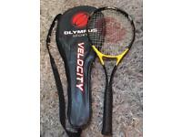 Olympus sport velocity tennis racket
