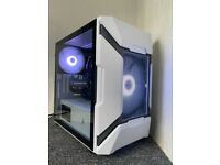 Gaming Computer PC Desktop Tower - AMD Ryzen 7 1700, 16GB RAM, GTX 1660 Super 6GB, Win10